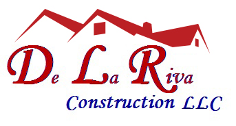 De La Riva Construction LLC's Logo